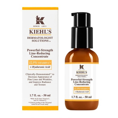 Kiehl's Powerful-Strength Vitamin C Serum