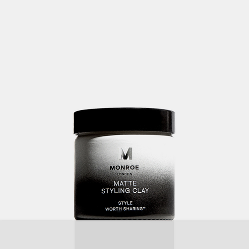 Monroe Skincare Matte Styling Clay