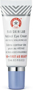First Aid Beauty Skin Lab Retinol Eye Cream with Triple Hyalurionic Acid