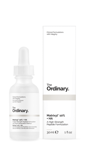 The Ordinary Matrixyl* 10% + HA
